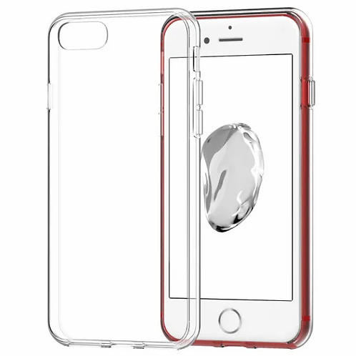 iPhone 8 Plus Hülle Transparent