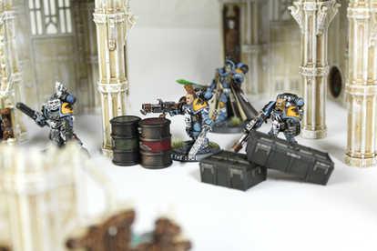 Kill Team Terrain