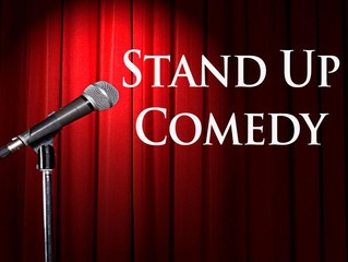 So you want to be a StandUp Comic?  Who are you?