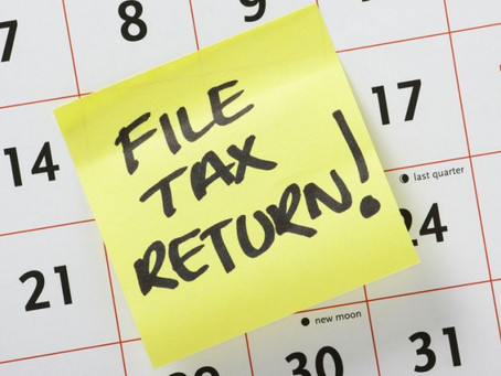 Important Tax Dates for Small Businesses