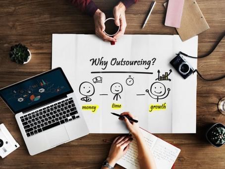 4 Major Benefits of Outsourcing Your Business's Accounting