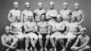The First Thanksgiving Day Game Ever.....