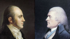 The Presidential Election of 1800. Is History Repeating Itself?