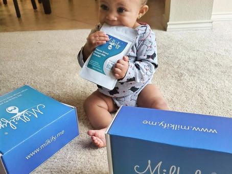 Happy Milkify Mamas: Meet Konali