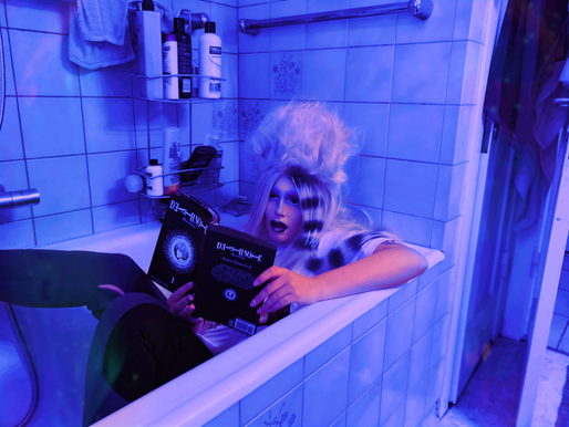 When Your Art Is Obsolete: Iceland's Reigning Drag King On Lockdown Art