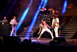 Flash Queen Tribute Band Theatre 6
