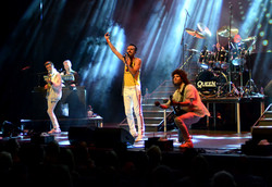 Flash Queen Tribute Band Theatre 5