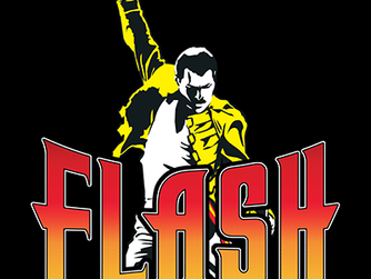 New Flash logo