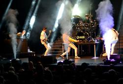 Flash Queen Tribute Band Theatre 7