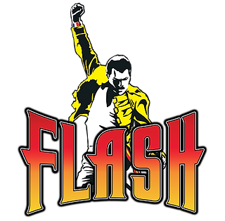 Flash : A Tribute to QUEEN official logo