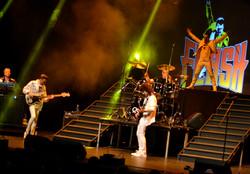 Flash Queen Tribute Band Theatre 8