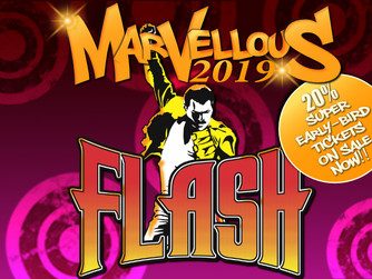 Sun July 21st 2019 - Marvellous Festival