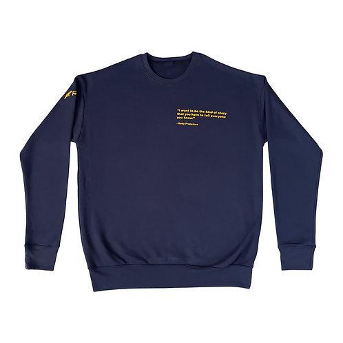 Story Crewneck Sweater