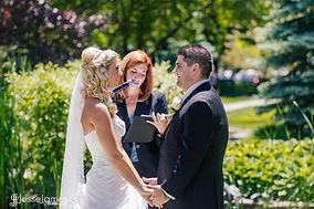 White Oaks weddings, cathy davis officiant, niagara-on-the-lake wedding officiants, wedding officiant