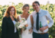 Cave Springs weddings, cathy davis officiant, niagara wedding officiants