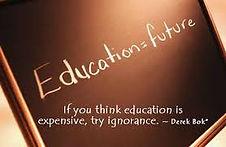 Education equals Future