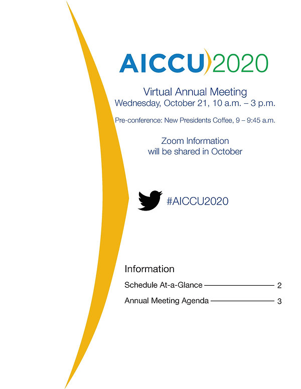 AICCU 2020 Annual Meeting Agenda_072320_