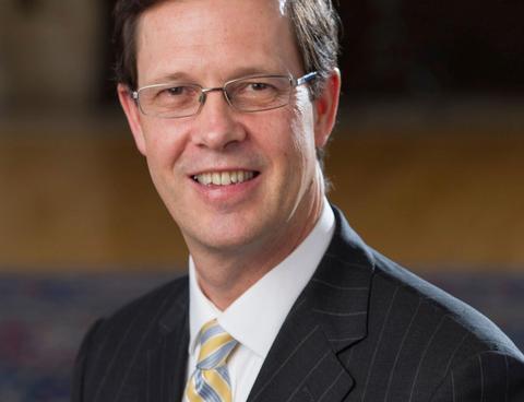 David Fike, President, Golden Gate University