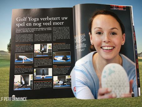 IN DE MEDIA | Golf yoga verbetert uw spel en nog veel meer!
