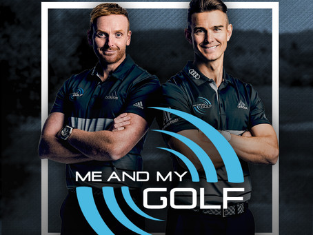 ME AND MY GOLF: How To Create a Stronger Mind, Body and Golf game. Podcast.