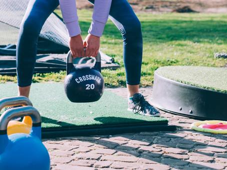 Vaarwel golfswing: dit is golf specifieke fitness training.