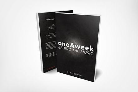 oneAweek - 5.5x8.5 Front Back Paperback