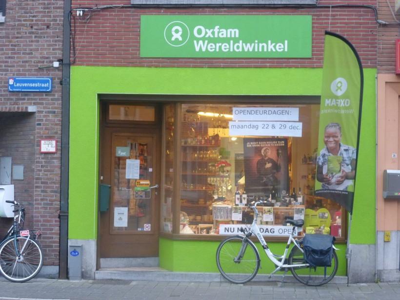 Oxfam-Wereldwinkel Kessel-Lo