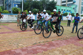Corporate Cycling Championship