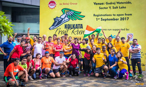 Kolkata Trail Promo Run