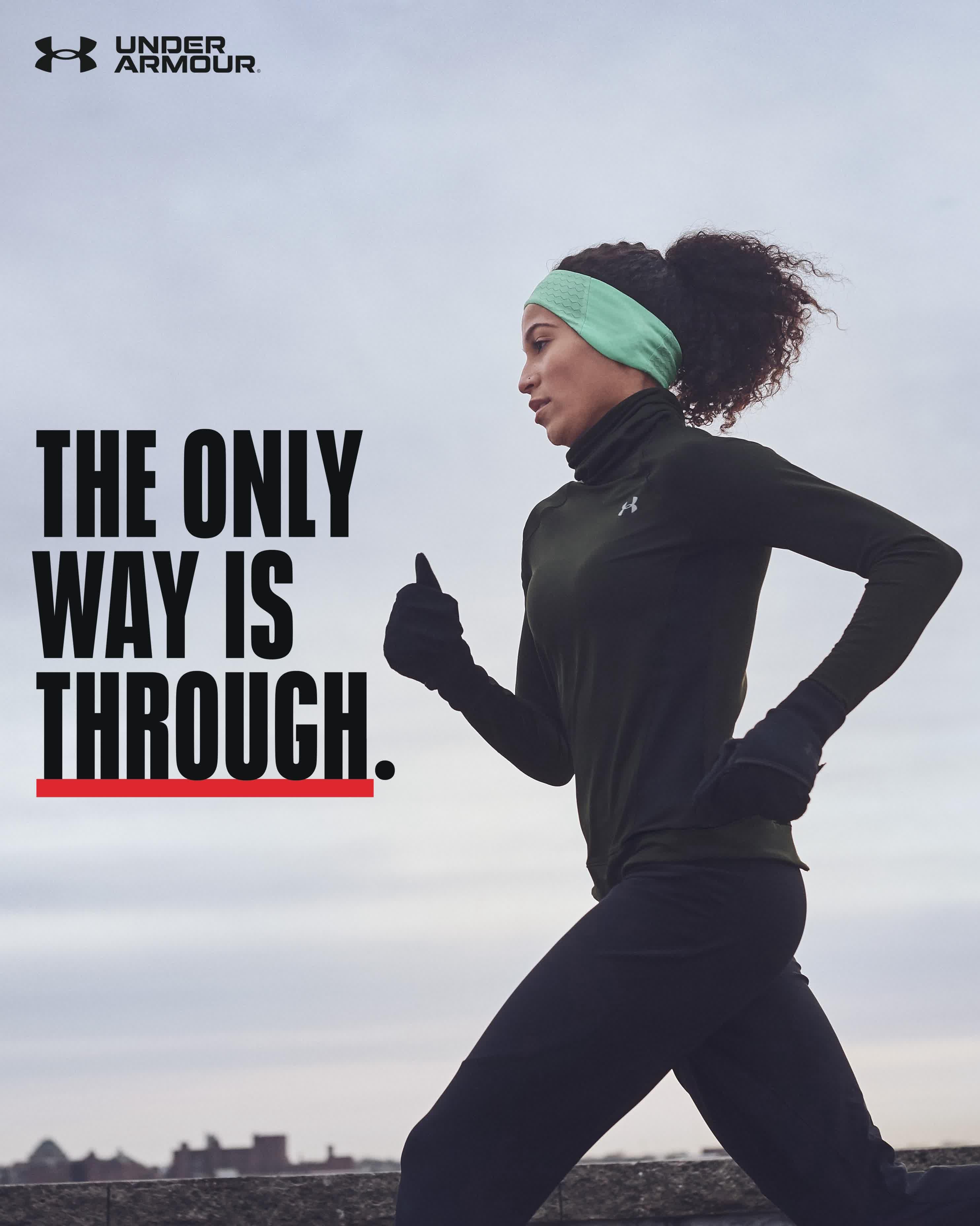 UA #TheOnlyWayIsThrough Campaign