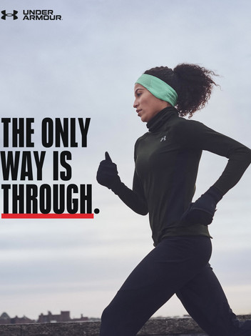 Under Armour Athlete Campaign: My Through Story