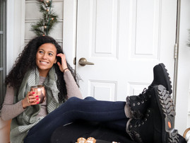 Healthier Gingerbread Latte Recipe (with an Immune Boost!)