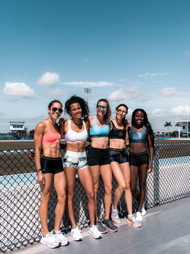 A Professional Athlete Training Camp At IMG Academy