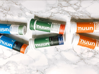 Do More Than Quench Your Thirst: What to Know About Nuun Hydration