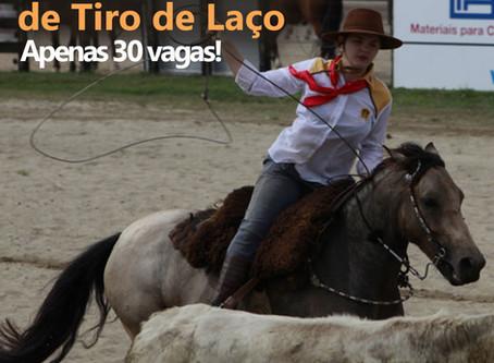 2º Copa Praiana de Tiro de Laço está com inscrições abertas