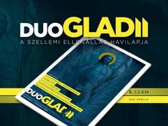 A feltámadás hírével érkezik a húsvéti Duo Gladii
