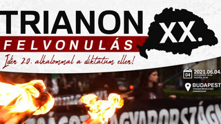 Mutassunk erőt együtt! 20. Trianon-felvonulás június 4-én, Budapesten