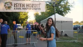 Dorka vlog: helyzetjelentés a Magyar Szigetről