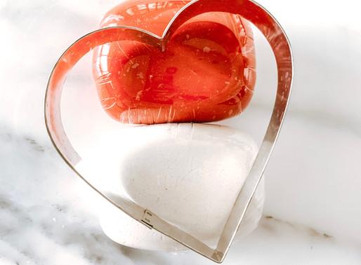 valentine's mini play dough kit