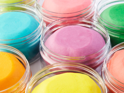 Our Best Ever Play Dough Recipe