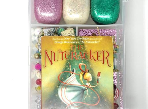 the nutcracker ballet play dough kit