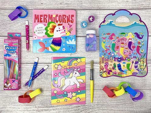 mermicorns & rainbows