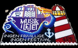 Music Festival Art: Musik I Lejet