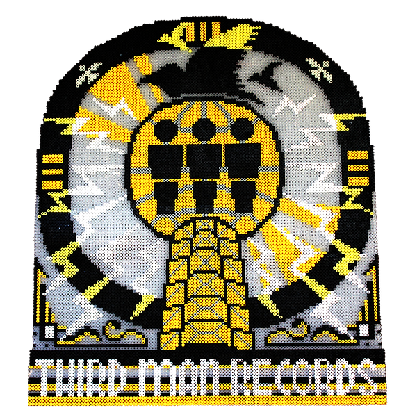 Third Man Records Logo | Jack White's Record Label | Third Man Records Nashville and Detroit