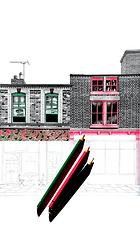 Liverpool Art Print _ Liverpool Illustra