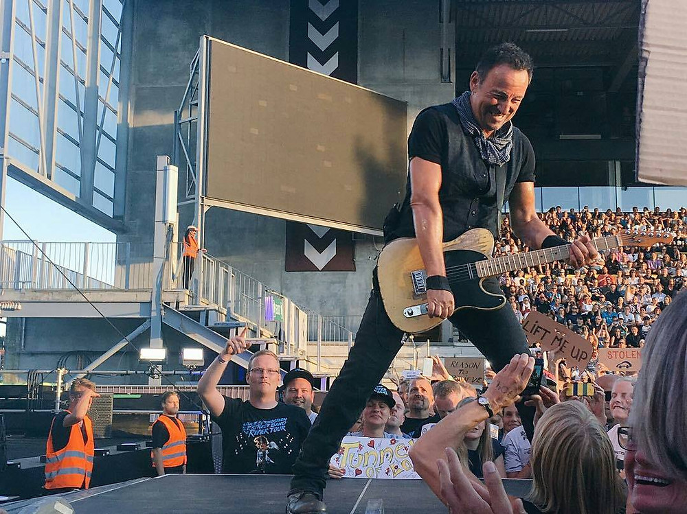 Bruce Springsteen & The E-Street Band, Casa Arena, Horsens, Denmark.