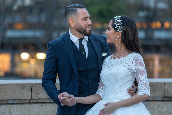 Mariage Mouna & Yacine