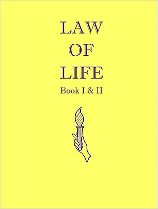 Law Of Life Book, 1 & 2
