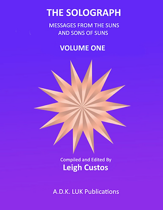 The Solograph, Volume One