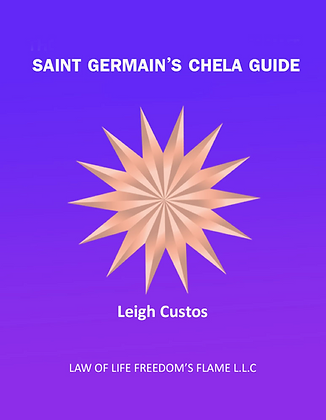 Saint Germain's Chela_Guide
